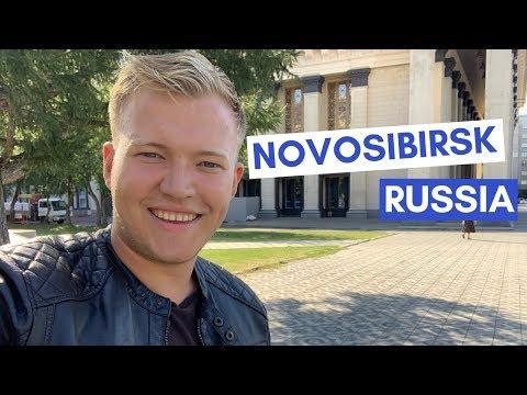 An Englishman in Novosibirsk (Англичанин в Hовосибирске)