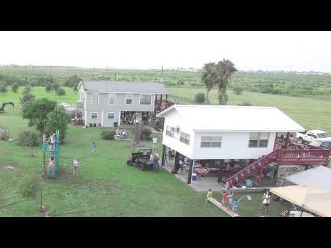 Fourth of July Week on the Texas Coast with a DJI Phantom 3