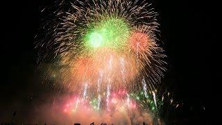 【4K】2019 にし阿波の花火 グランドフィナーレ~歓喜~♪