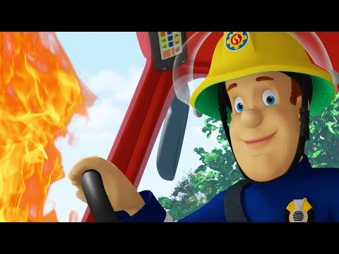 Fireman Sam US New Episodes | The break-up | Best Water Rescues | 1 Hour | Cartoons for Children