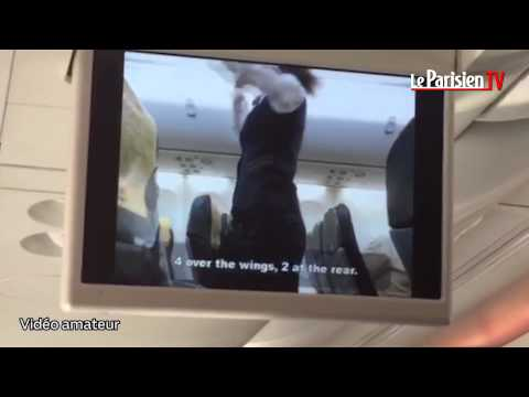 Les délirantes consignes de sécurité de Pegasus Airlines