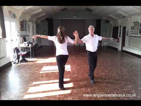 Jacqueline Cha Cha Sequence Dance Walkthrough