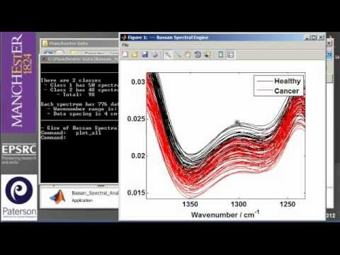 Raman / Fourier Transform Infrared (FTIR) / Mass spectroscopy data analysis & chemometrics