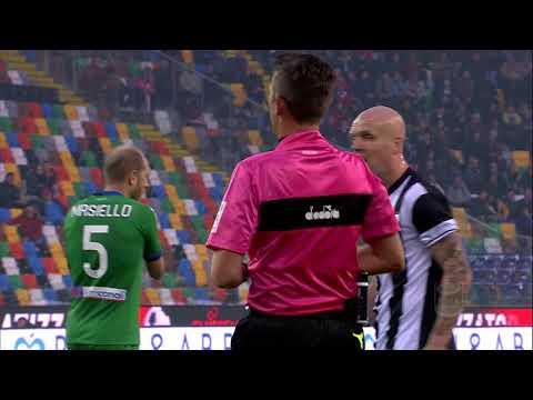 Il rigore parato da Bizzarri - Giornata 11 - Serie A TIM 2017/18