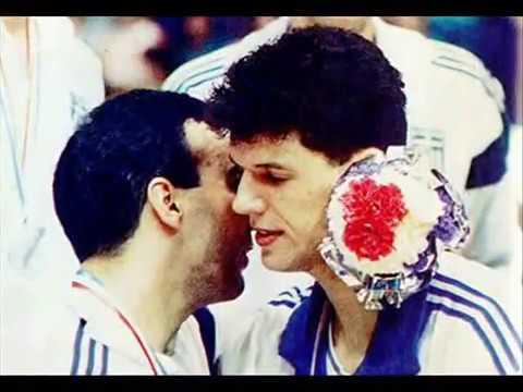 Galis vs Petrovic (eurobasket 1987 semi-final)