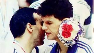 Galis Vs Petrovic (eurobasket 1987 Semi Final)