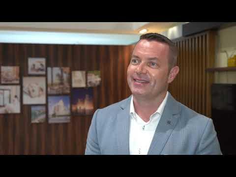 Mark Kirby, head of hospitality, Emaar