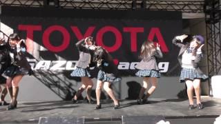 20151205 TOYOTA GAZOO Racing PARK in 第15回ソープボックスダービー日...