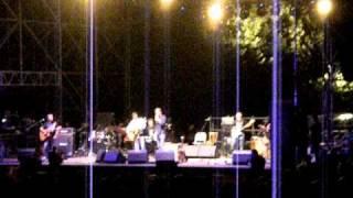 Luca Barbarossa e Neri Marcorè - Senza Fini (Live 30/08/2010 Parole di Lulù)