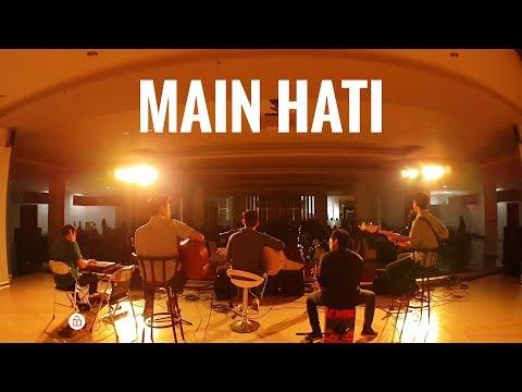 Andra and The Backbone - Main Hati (Acoustic Cover)