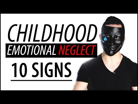 Feeling Empty Inside For No Reason? | 10 Signs That You Were Emotionally Neglected In Childhood