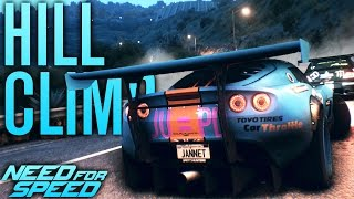HILL CLIMB IN NEED FOR SPEED | Need for Speed 2015 Gameplay w/ The Nobeds