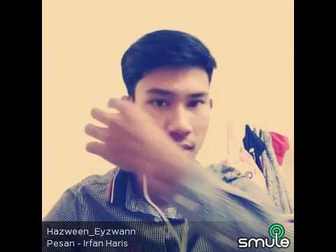 Pesan-Irfan Haris (Full Cover Terbaru): OST Ku Kirim Cinta by Eyzwann