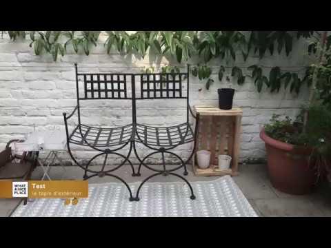 Test Tapis Outdoor Myconos De Leroy Merlin Youtube