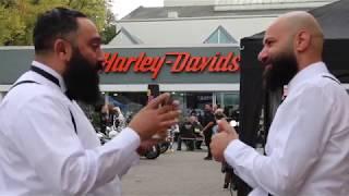 BARBER TRUCK - Harley Davidson Berlin 2018