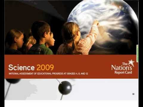 The Nation's Report Card Science 2009 for Grade 4, 8, and 12