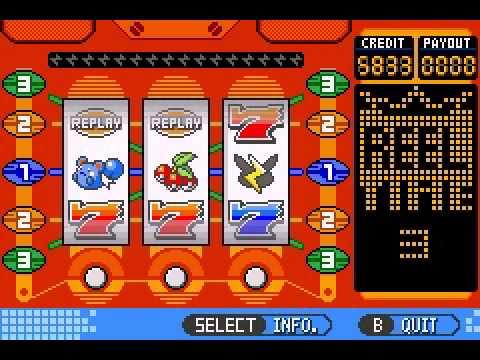 Emerald Casino Slots Pokemon
