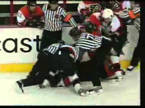 The NHL's Enforcers