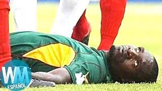 ¡Top 10 Muertes Trágicas en Deportes!