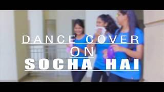 Baadshaho : Socha Hai song | Dance cover | Vrushabh pawar Choreography