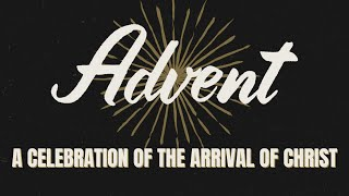 Advent - The present of presence