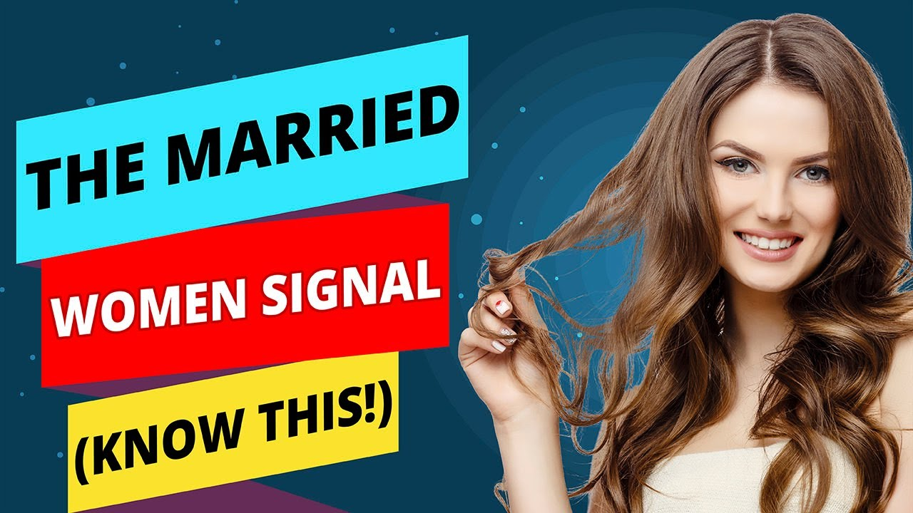 Download 🔴 How To Know If A Married Woman Likes You (ONE BIG SIGN!)
