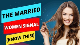 🔴 How To Know If A Married Woman Likes You (ONE BIG SIGN!)