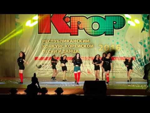2016 KPOP festival in Bishkek, Кыргызстан  6