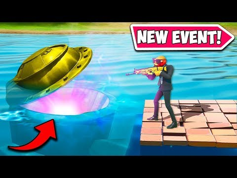 *NEW EVENT* THE HATCHES ARE OPENING!! - Fortnite Funny Fails And WTF Moments! #885