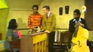 Mr. Rogers Neighborhood - Mary Lou Williams (piano) and Milton Suggs (bass) 1973