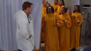 Scrubs : Dr. Cox - Payback is a bitch
