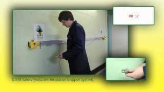IDEM Rope Tensioner Gripper Timed Install