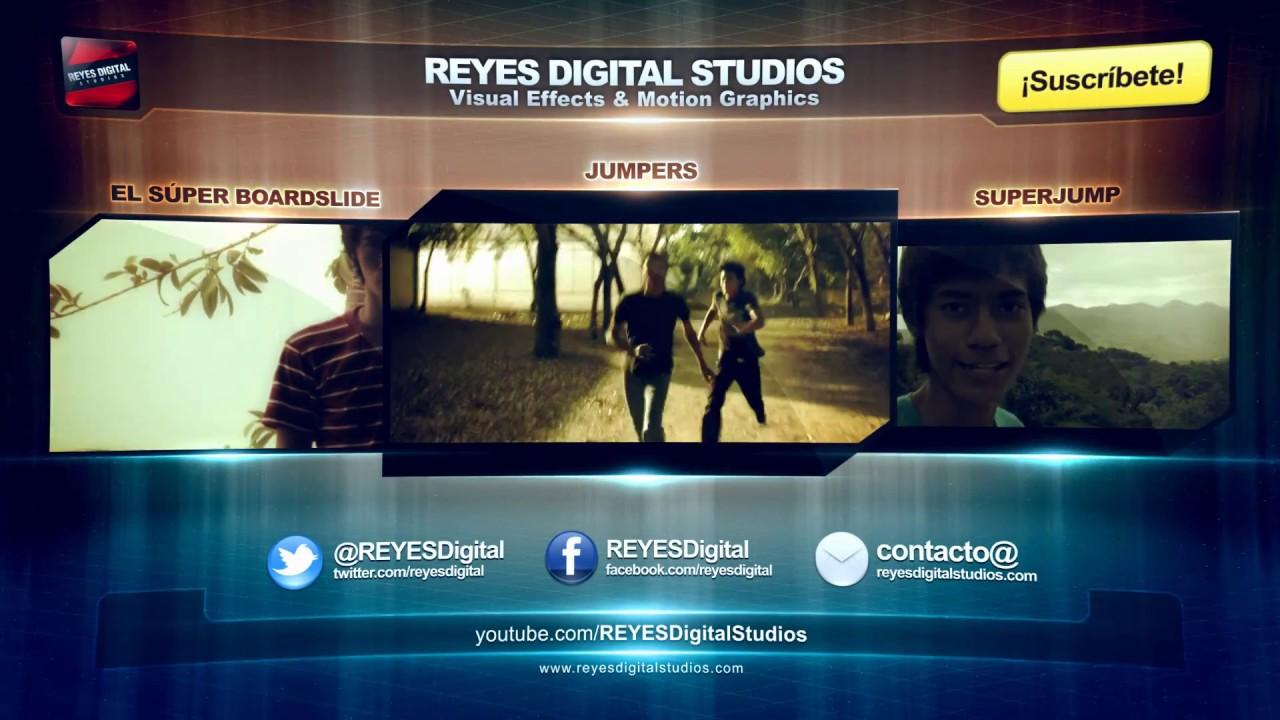 Descarga Gratis » Menú YouTube Techno Energy / REYES Digital Studios - Free download � �Menú YouTube Techno Energy / REYES Digital Studios
