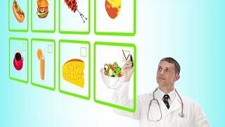 Диета при болезни: мочекаменной, желчнокаменной, желудка (Видеоверсия)