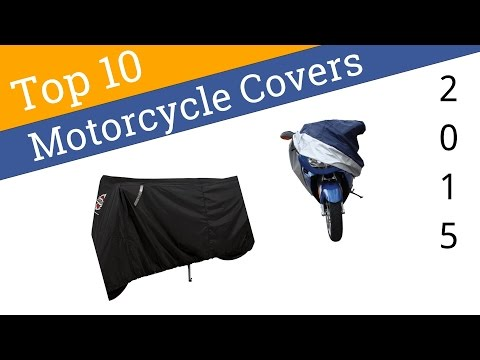 10 Best Motorcycle Covers 2015