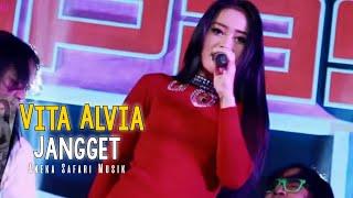 Gambar cover VITA ALVIA - JANGGET [OFFICIAL MUSIC VIDEO]