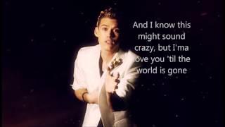 Harry Hudson - World is Gone (Lyric Video)