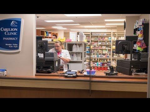 Carilion Clinic Unique Pharmacy Services