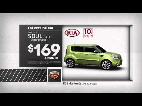 LaFontaine Kia - Weekend Specials - Dearborn, MI