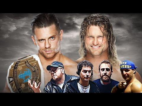 NO MERCY '16 INTERCONTINENTAL CHAMPION THE MIZ Vs DOLPH ZIGGLER (WWE 2K16 SIMULAZIONE ITA)