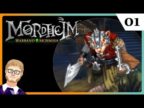 PVP UPDATE ► Furry Flurry Skaven S3E01 ► Letu0027s Play Mordheim Warband Skirmish Gameplay Android/iOS