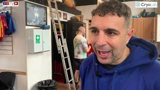 WHAT DO BOXERS EAT? WE ASK ALEX MATVIENKO FORMER PRO NOW BOXING COACH