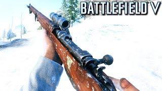 Snajper na Narwiku - Battlefield V | (#10)
