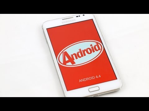Galaxy Note (N7000) - Omni ROM (Android 4.4 KitKat) - How to install
