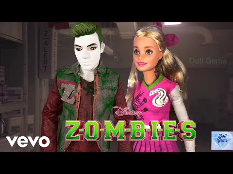 "Disney ZOMBIES Someday Doll Video Stopmotion Milo Manheim, Meg Donnelly - Someday (From ""ZOMBIES"")"