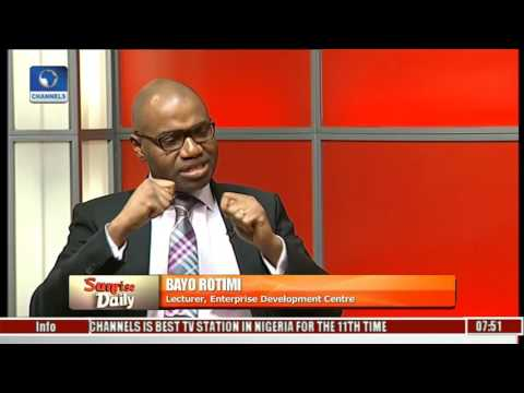 Electricity Is Critical To The Ease Of Doing Business In Nigeria - Bayo Rotimi Pt 2