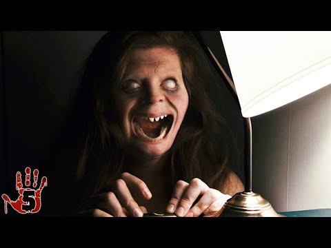 Top 5 Scary Horror Movies Ruined By Their Endings - Part 2