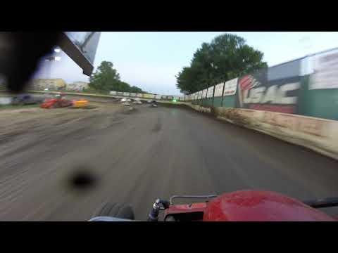 Port City Raceway 8-17-19 Sportsman Heat Race - BRE