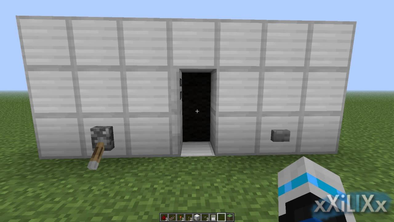 how to create a repeater in minecraft