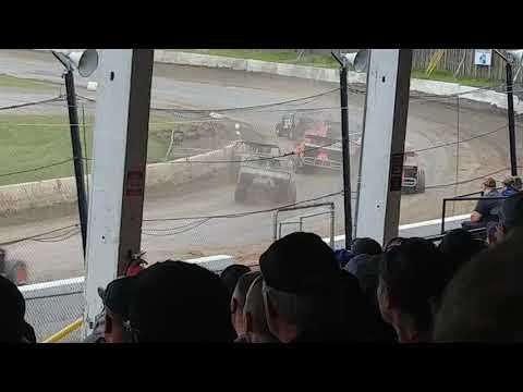 Sportsman Modifieds Fonda Speedway 2019